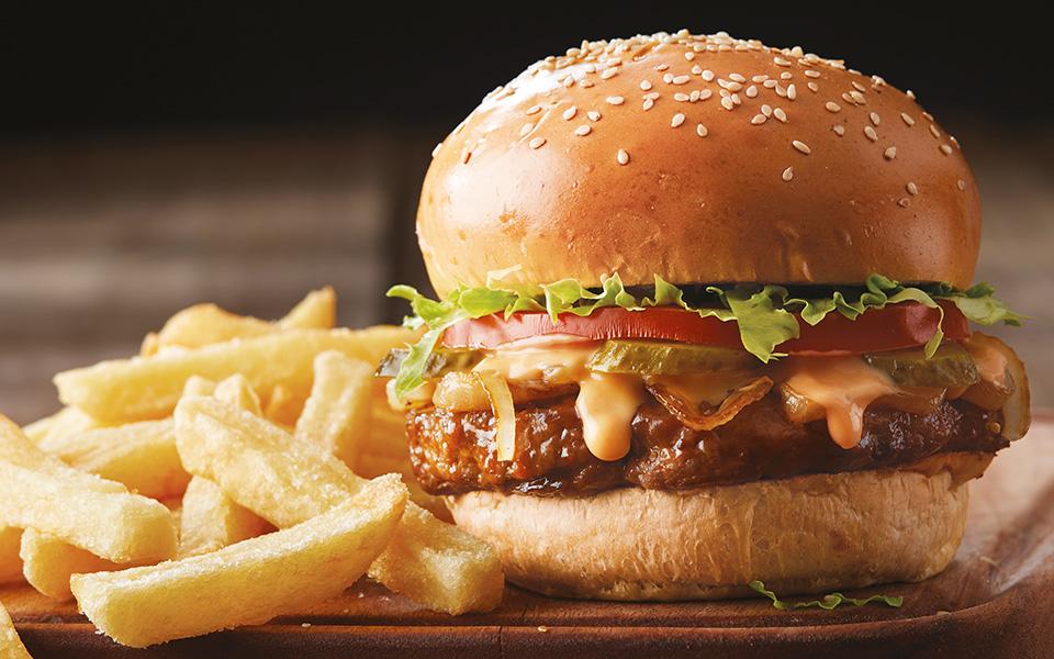 Promo - Burger Sunday