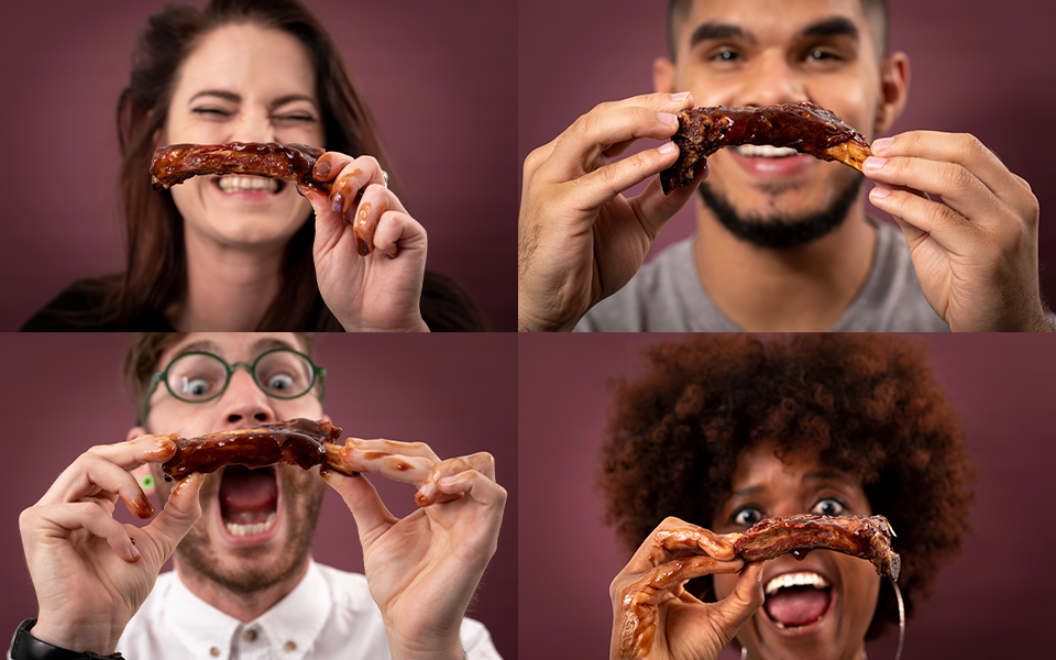 Burgers for Movember